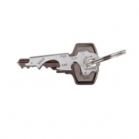 Breloc multifunctional True Utility KeyTool ( mini-unealta 8 in 1 )